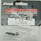 CARB RETAINER SET WASP .28 RC Model Car Engine Team Orion 81187