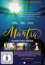 Mantra - Sounds into Silence (Musik, Meditation, Chanting) DVD NEU + OVP!