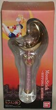 Sailor Moon Exhibition L/E Moon Stick Rod Bandai Official w/Postcard NIB Rare