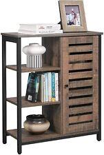 NEW Vintage Industrial Cupboard Cabinet Rustic Sideboard Storage Unit Side Table