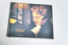 MADONNA - YOU MUST LOVE ME CD SINGLE FROM EVITA-CD