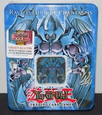 Raviel, Lord of Phantasms 1st Launch 2006 Yugioh GX Collectors Tin - New Sealed