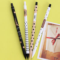 0.5mm Kawaii Mechanical Pencil Lovely Automatic Pen For Kid School Supplies AU.
