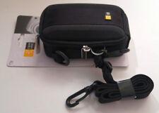 Case Logic QPB202K EVA M Kameratasche ideal für Canon G7X Tasche Camera Case