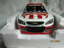 RARE! 2014 KEVIN HARVICK BUDWEISER FOLDS OF HONOR STEWART HAAS RACING FILE PHOTO