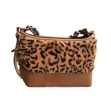 Ladies Fashionable Leopard Print Crossbody Bag Versatile Single Shoulder Bag