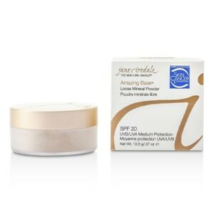 Jane Iredale Amazing Base Loose Mineral Powder SPF 20 - Bisque 10.5g Womens Make