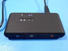 Sound Box USB 2.0 8-Channel 3D External 7.1 Surround (USB-SND8) Sabrent