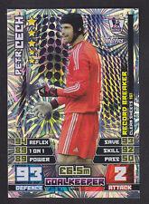 Match Attax 2014/2015 - Record Breaker - 442 Peter Cech - Chelsea