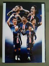 Coffret League des Champions 2020 PSG (lire L'annonce) phase finale
