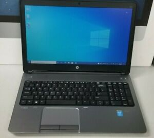 HP ProBook 650 G1  i7-4600M 8GB RAM 500GB HDD Windows10 and AC Charger