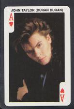 Dandy Gum Card - Rock'n Bubblegum Card - John Taylor - Duran Duran (S579)