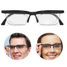 Variable Focus Dial Adjustable Glasses For Reading Distance Vision Glasses
