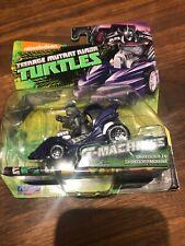 C - Teenage Mutant Ninja Turtles T Machine Shredder Playmates 2014