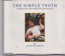 Chris De Burgh-The Simple Truth cd maxi single
