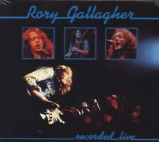 Rory Gallagher - Stage Struck (Live & Remastered + Bonus) CD Neu