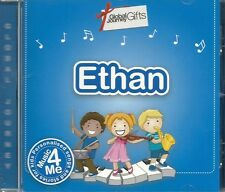 PERSONALISED SONGS AND STORIES FOR KIDS CD - ETHAN