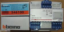 BTICINO Terraneo 346100 derivatore di montante video digitale