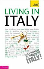 , Living in Italy: Teach Yourself, Very Good Book
