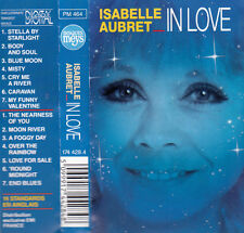 "K 7 AUDIO (TAPE)  ISABELLE AUBRET ""IN LOVE"""