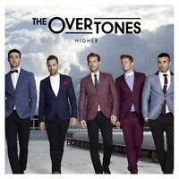 The Overtones : Higher CD (2012) ***NEW*** Incredible Value and Free Shipping!