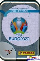 2020 Panini Adrenalyn UEFA EURO Collectors TIN-24 Cards+Limited Edition+Special