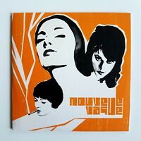 NOUVELLE VAGUE : LOVE WILL TEAR US APART ♦ CD Album Promo ♦