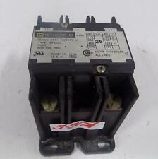 SQUARE D CLASS 8911 SERIES A 600V STARTER DPS022