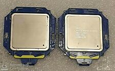 Matched pair Intel Xeon E5-2670 V2 10-core 2.50 GHZ SR1A7 LGA2011 CPU processors