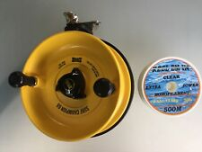 Alvey 650B surf reel & 500M OF 30 LB CLEAR  FISHING LINE In Stock