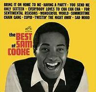 SAM COOKE : BEST OF SAM COOKE (CD) sealed