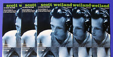 Stone Temple Pilots Scott Weiland 1998 Twelve Bar Blues Lot of 5 Promo Displays