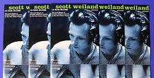 Stone Temple Pilots Scott Weiland 1998 Twelve Bar Blues Lot of 5 Promo Displays