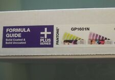 PANTONE 336 PLUS SERIES FORMULA GUIDE SOLID COATED & UNCOATED NEW COLORS