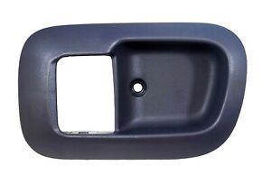 fits Toyota Inside Interior Door Handle Trim Casing Left Driver Side Gray