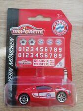 Majorette 1/58 FC Bayern Munich Édition - Audi S5 Coupé #25 Thomas Müller