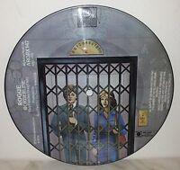 "7"" 45 GIRI  ROGUE - BORDERLINE / THE LAST GOODBYE - PICTURE DISC"
