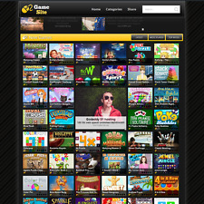 Online Game Website 100% Automated With 2 Months Free Hosting Make Money