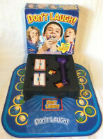 Don't Laugh! Board Game 2010 Drumond Park Complete Working