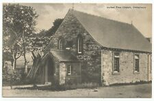 POSTCARDS-SCOTLAND-CARSPHAIRN-PTD. The United Free Church.