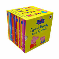 Peppa's Family and Friends Collection 12 Books Complete Box Set