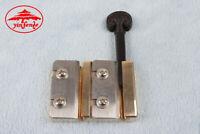 4/4 3/4 Violin Peg Shaver Steel blade luthier tool Violin Making Tools Brass