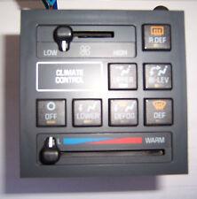 GM Original Equipment 15-73315 Heater Control Unit W/DEF 16156181 LUMINA APV 640