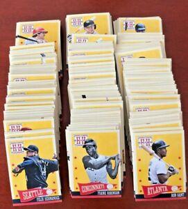 2013 Panini Hometown Heroes Baseball - You Pick Card  - Free Shipping