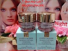 Estee Lauder Resilience Lift(Night)Firming/Sculpting Face/N Creme(10ml)♡ F/POST♡