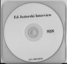 ED JEZIORSKI 82ND AIRBORNE 507 PIR D-DAY & LA FIERE VETERAN RARE INTERVIEW DVD