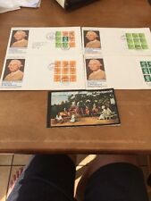 £3 Book Of Stamps And Story Of Wedgwood - Collection Of Covers And Booklet