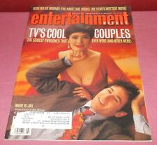 February 14 1992 ENTERTAINMENT WEEKLY MAGAZINE TV'S COOL COUPLES *