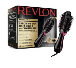 REVLON Salon One Step Hair Dryer and Volumiser Perfect Condition Used Twice