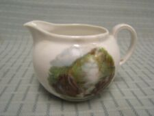"""Cave of Winds"" Niagara Falls Early Souvenir Small Pitcher VGC"